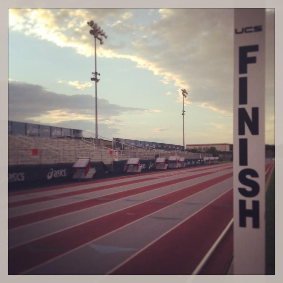 Track and Field Timing and Management