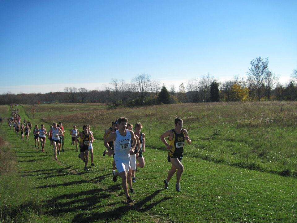 Cross Country Timing